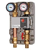DN 20 Geisoleerde laadpompgroep max 35 kW