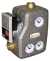 "Pompgroep geisoleerd vaste brandstoffen max 53 kW - 1""F 60 graden"