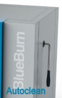 Blueburn autoclean optie