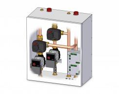 2M BIO hydraulische kit