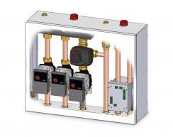 DMS BIO hydraulische kit