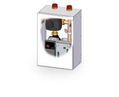 M BIO hydraulische kit