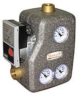 """Pompgroep geisoleerd vaste brandstoffen max 53 kW - 1""""F 60 graden (hout CV)"""