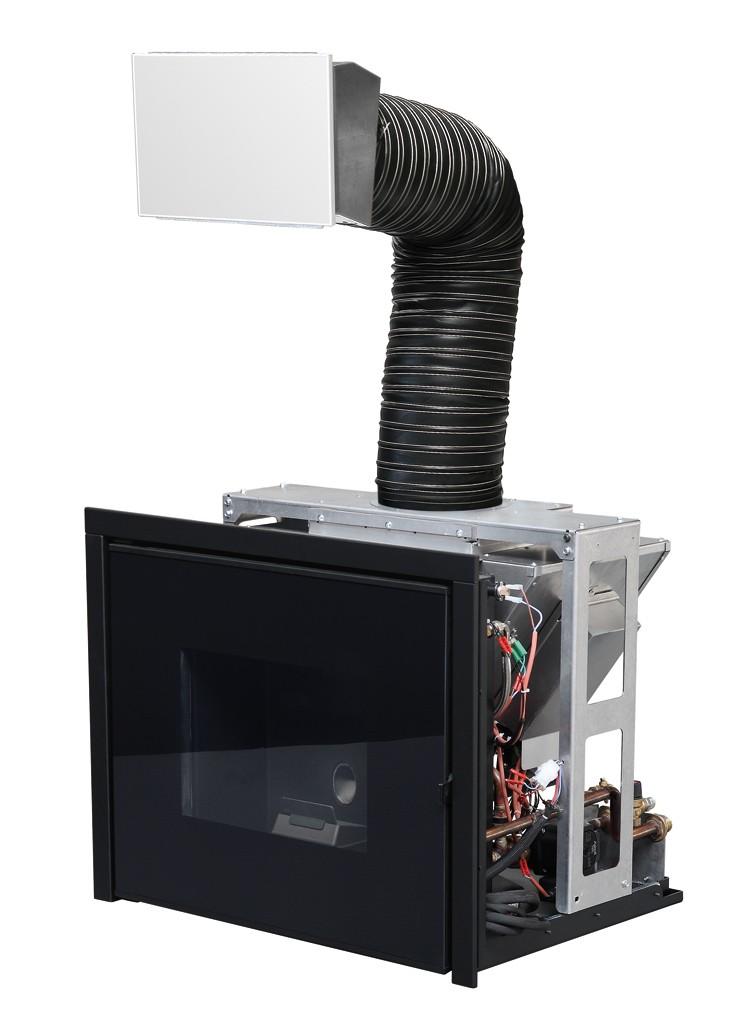 MCZ VIVO 80 BASIC Pellet inbouw